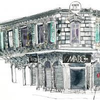 Café de la presse Port-Louis