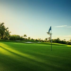 Azuri, a residential area - golf club