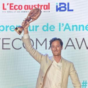 IBL Tecoma Award 2018 for IBL group