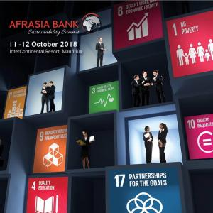 News - AfrAsia Bank Sustainability Summit for IBL group